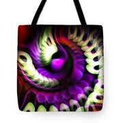 A Flurry Of Wings Tote Bag
