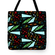 A Fly Of Sorts And Berries Tote Bag
