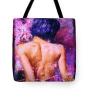 A Forbidden Love Affair Tote Bag