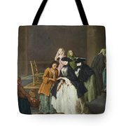 A Fortune Teller At Venice Tote Bag