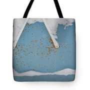 A Frame In The Mountains Tote Bag