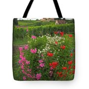 A French Country Church Tote Bag