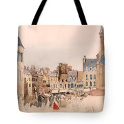 A French Market Place Tote Bag