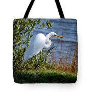 A Friendly Wave Tote Bag
