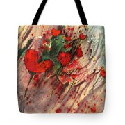 A Frog In Love Tote Bag