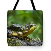 A Frog Is Forever Tote Bag