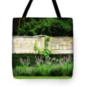 A Garden Far Away Tote Bag