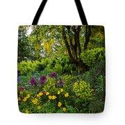 A Garden Of Color Tote Bag