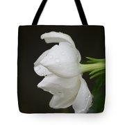 A Gardenia Profile Tote Bag