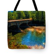 A Gathering Of Faeries Tote Bag