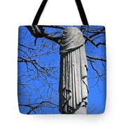 A General's Draped Monument Tote Bag