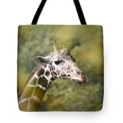 A Gentle Giant Tote Bag by Lori Tambakis