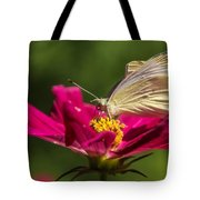 A Georgous Butterfly Macrophotography Tote Bag
