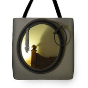 A Ghost Of The Cowboy Tote Bag