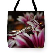 A Gift Amongst The Flowers Tote Bag