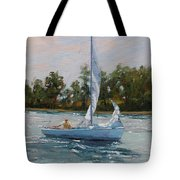 A Gift Of Memories Two On Rhodes 19 Tote Bag