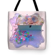 A Gift With Love Tote Bag