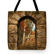 A Gimpse Of Autumn Tote Bag