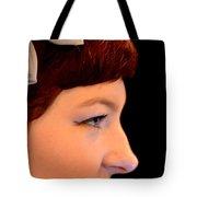 A Girl Named Meg Tote Bag