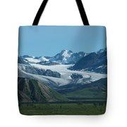 A Glacier Receding Tote Bag
