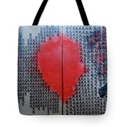 A Glance Of The Wind Tote Bag