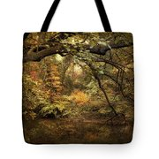 A Glimpse Of Autumn Tote Bag