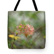 A Glimpse Of Spring To Come Tote Bag