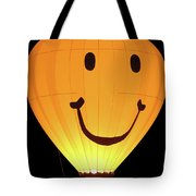 A Glowing Smile Tote Bag