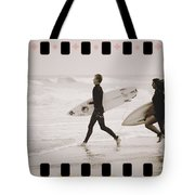 A Good Day To Surf Tote Bag
