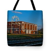 A Good Place To Live Tote Bag