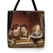 A Good View Tote Bag