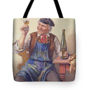 A Good Vintage Tote Bag