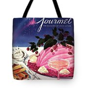 A Gourmet Cover Of Mousse Tote Bag