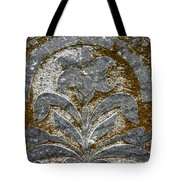 A Grave Detail Tote Bag by Jean Noren