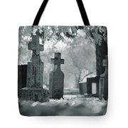 A Graveyard Tote Bag