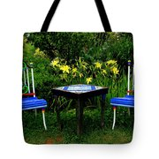 A Great Place For Lunch Tote Bag