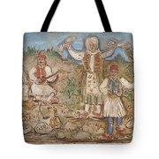 A Greek Feast Tote Bag