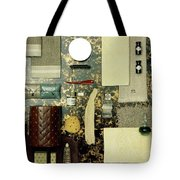 A Group Of Household Items Tote Bag