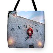 A Gruene Christmas Tote Bag
