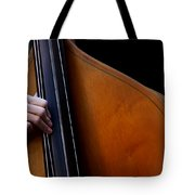 A Hand Of Jazz Tote Bag