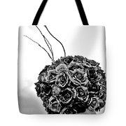 A Hat Of Roses Tote Bag