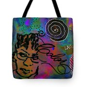 A Healing Potion Called Color Tote Bag
