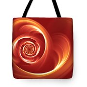 A Heart In Turmoil Tote Bag
