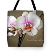 A Higher Power Tote Bag