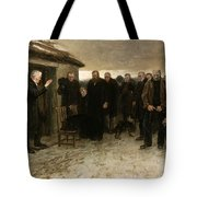 A Highland Funeral Tote Bag