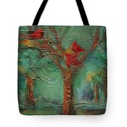 A Home In The Woods Tote Bag