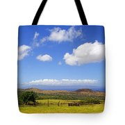 A Home With A View Tote Bag