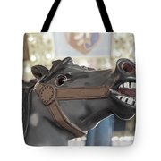 A Horse Named Bolt Tote Bag