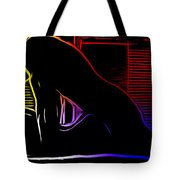 A Hot Night Tote Bag