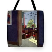 A House And Garden Cover Of An Interior Tote Bag